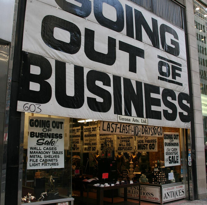 Business Failures on the Rise